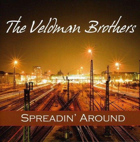 The-Veldman-Brothers-Spreadin-039-Around-New-CD