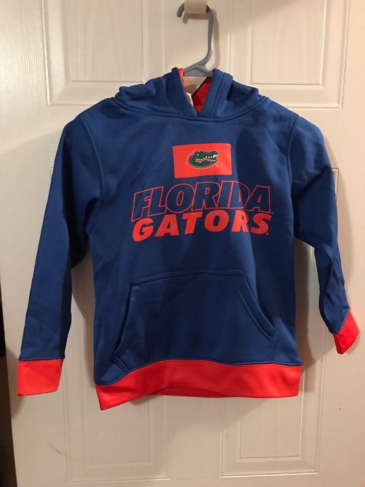 Boys or Girls Florida Gators Pullover Size 6//7-10//12