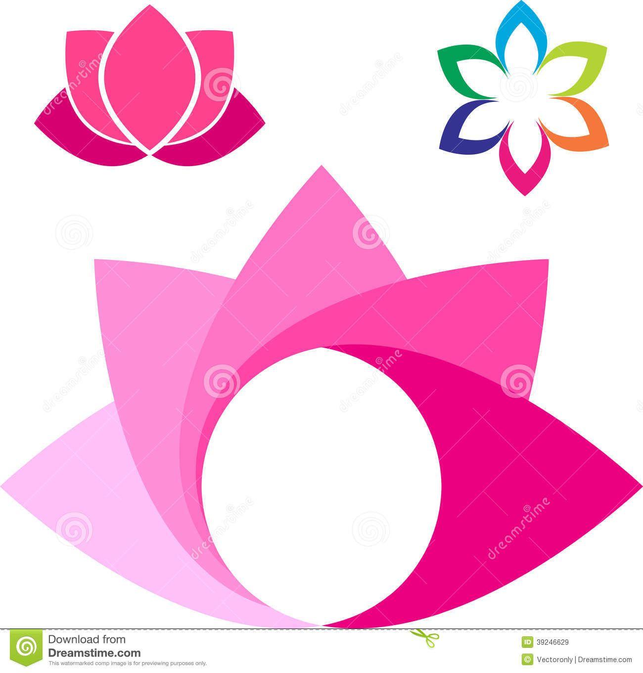 lotus logo google search unakanda website pinterest lotus rh pinterest com lotus flower logo design