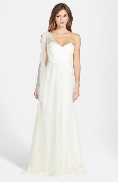Nordstrom's Convertible Wedding Dress