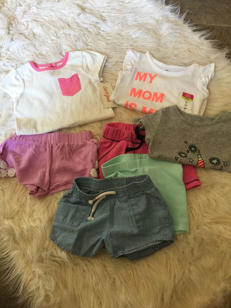 Baby Girl Clothes Bundle Fashion Clothing Shoes Accessories Babytoddlerclothing Girlsclothingnewb Girl Outfits Baby Girl Clothes Baby Toddler Clothing