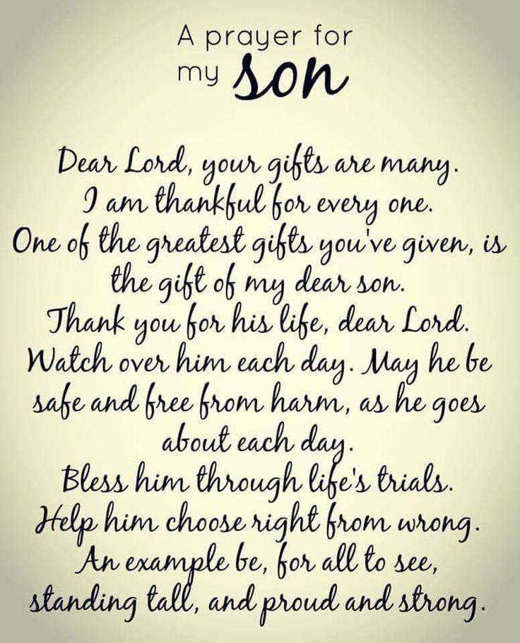 Pin by Sharon Girton on Scripture art | Son quotes, Prayer