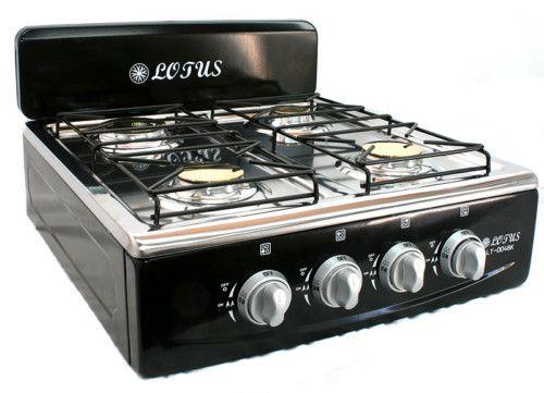 4 Burner Gas Stove Range Propane Kitchen Patio Cooktop Xl Black Hmmmmm With Images Propane Kitchen Stove Outdoor Kitchen Appliances