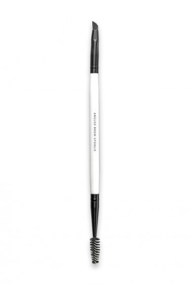 Pinceau Vegan Sourcils & Goupillon - Angled Brow Spoolie - Lily Lolo #lilylolo