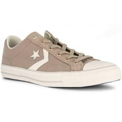 Converse Sneakerschuh Herren, Textil, beige ConverseConverse #scarpedaginnasticadauomo