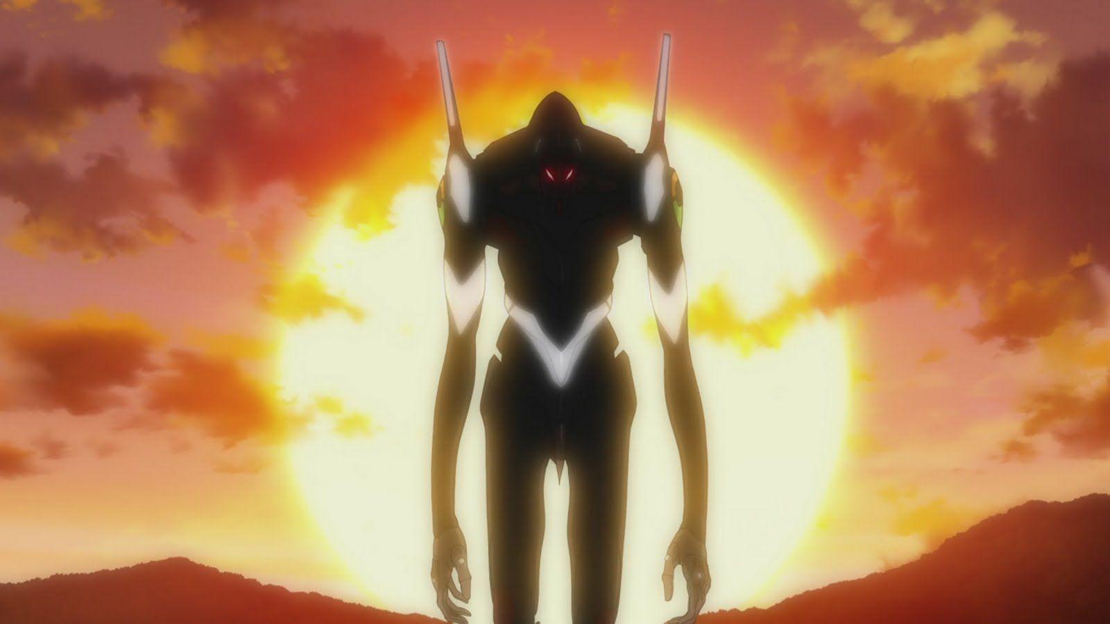 Neon Genesis Evangelion Unit-01 EVA 01 Anime Huge Giant Print POSTER Plakat