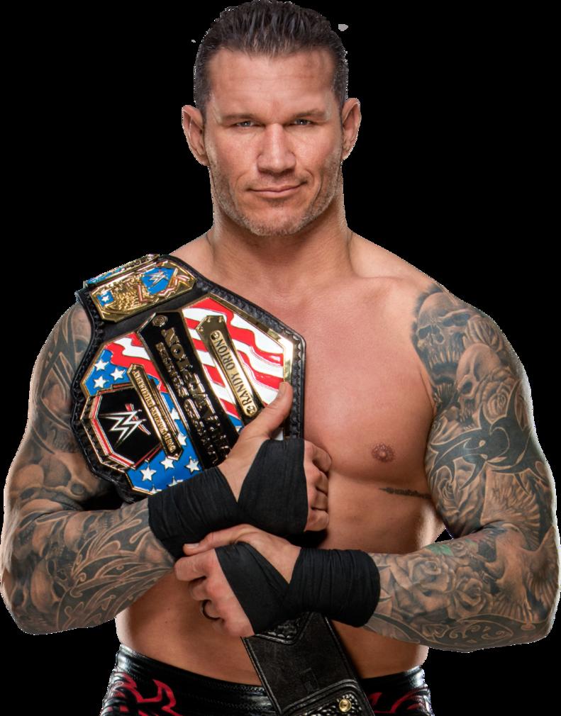 Randy Orton Us Champion With Hair By Aplikes By Https Aplikes Deviantart Com On Deviantart Randy Orton Orton Randy Orton Wwe