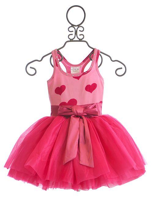 ooh la la couture valentines dress for girls
