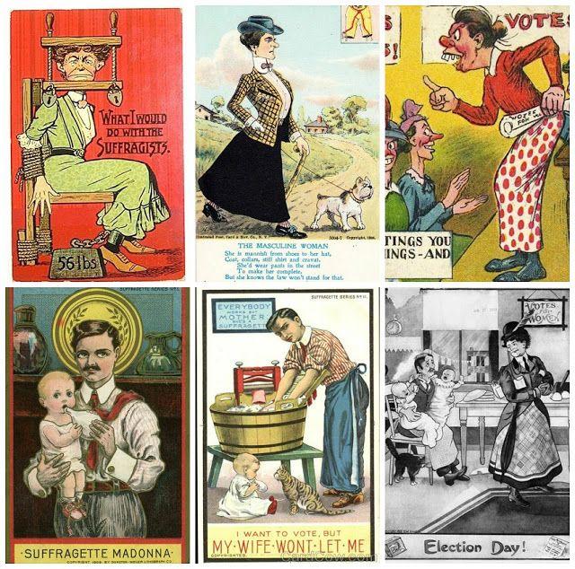 .História da Moda.: As Sufragistas e a Moda como ferramenta política