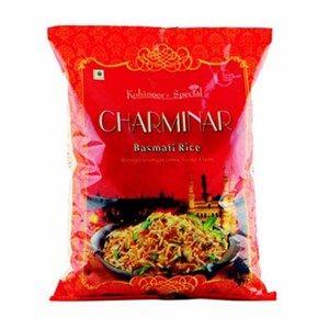Buy #Kohinoor Charminar #Basmati #Rice Online in Delhi, Noida, Ghaziabad, NCR at Best Price Rs.410/-