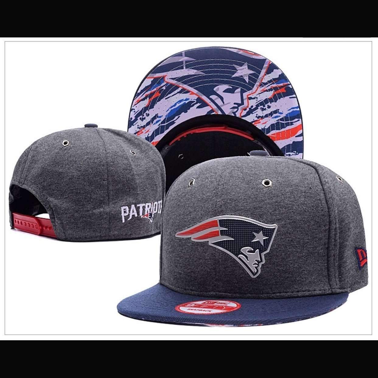 New England Patriots New Era 9Fifty 9Forty Snapback    Dad  Hats ... 583d6900e190