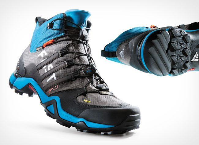 Hands On: Adidas Outdoor Terrex Fast R Hiking Boot | Hiking