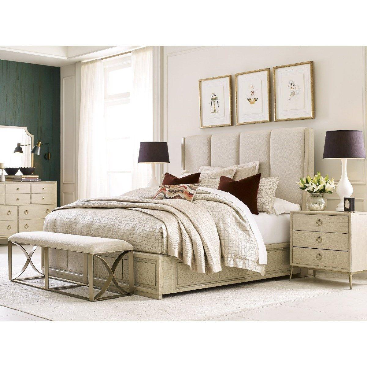 Lenox King Bedroom Group By American Drew At Wayside Furniture Bedroom Panel King Bedroom Bedroom Set