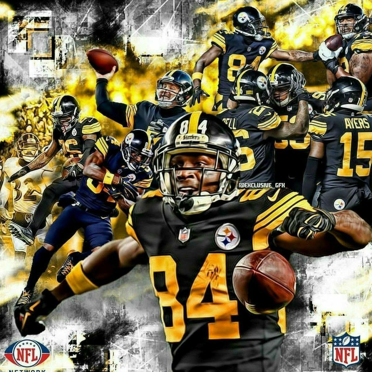 steelergalfan4life - All Dem Boyz Rule Pittsburgh Steelers Players 2cc833044