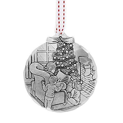 Wendell August Santa Ornament (Storytime Before Santa) - Wendell August Santa Ornament (Storytime Before Santa Christmas