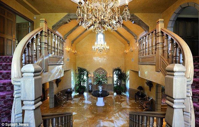 inside britney spears new luxury 20m mansion - Inside Luxury Mansions