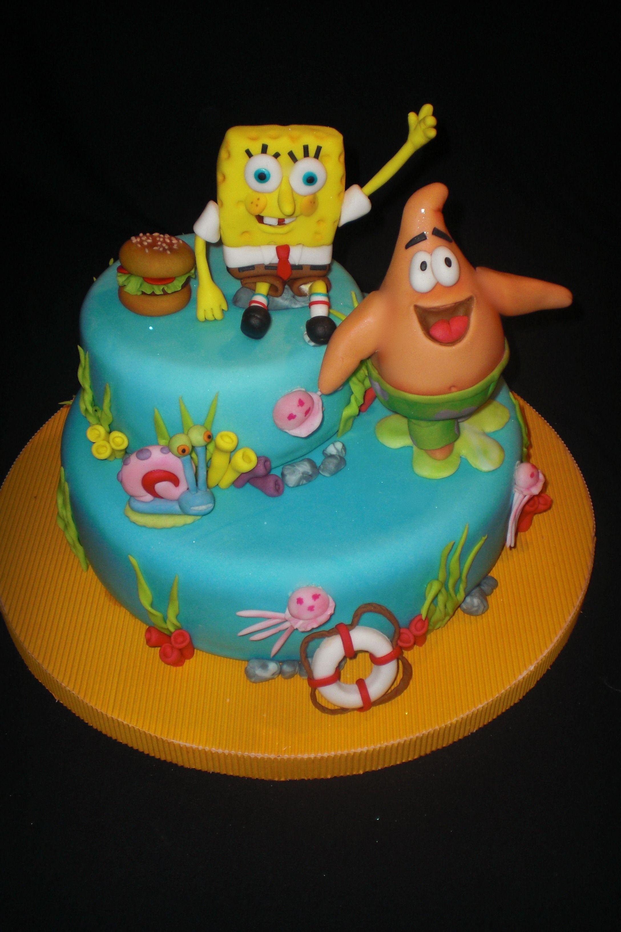 bob sponge cakes pinterest cake designs and cake