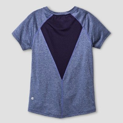Girls' Compression T-Shirt Blue XL - C9 Champion, Girl's
