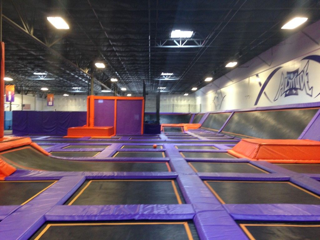 altitude trampoline park in fort worth texas