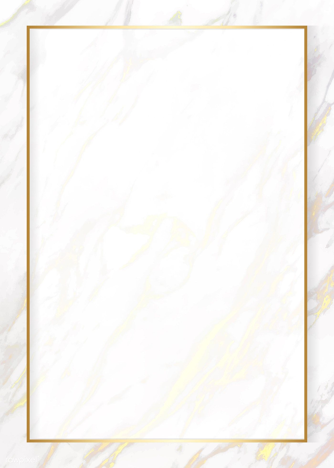 Download Premium Vector Of Blank Marble Texture Card Design Vector