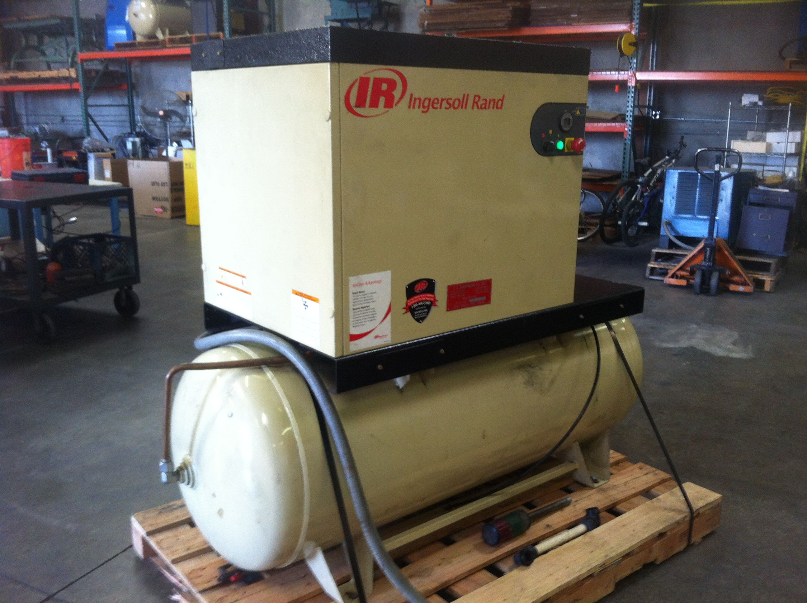 Ingersoll Rand D42IN Refrigerated Air Dryer 7.5HP 25 CFM