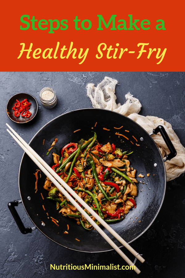How to Make a Healthy Stir-Fry #howtostirfry