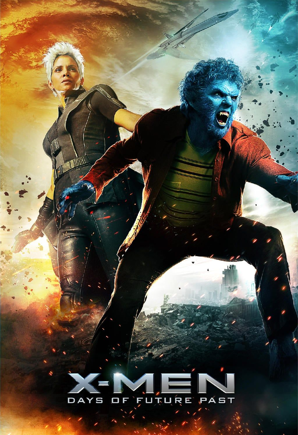 Do These X Men Posters Hint At Who S Teaming Up Days Of Future Past X Men Age Of Extinction