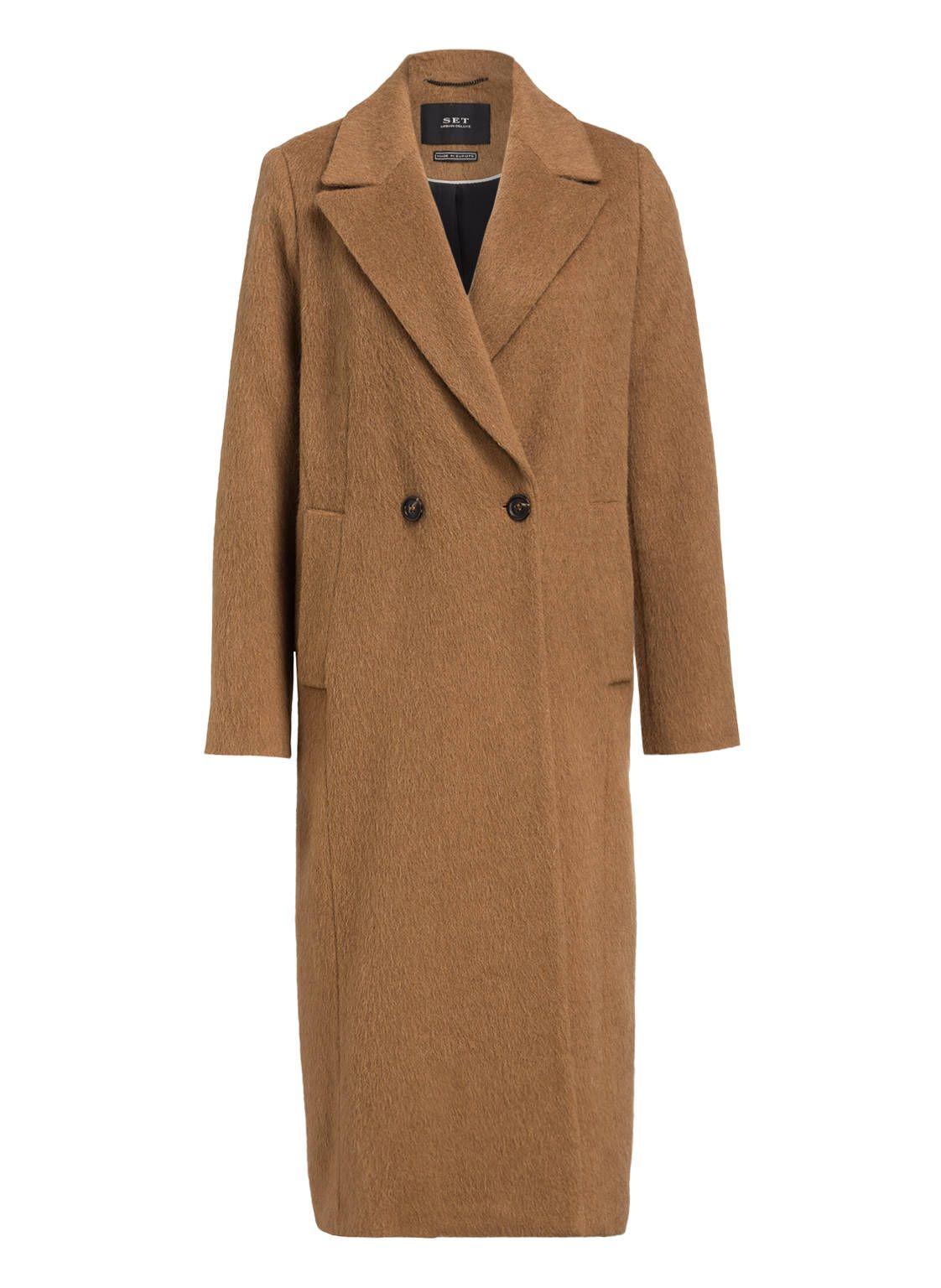 Set Mantel In 2020 Mantel Breuninger Und Wolle Kaufen