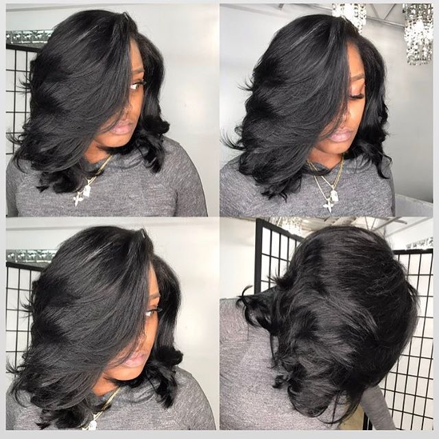 You see them layers!!!!! Quick weave.!! January 22, this