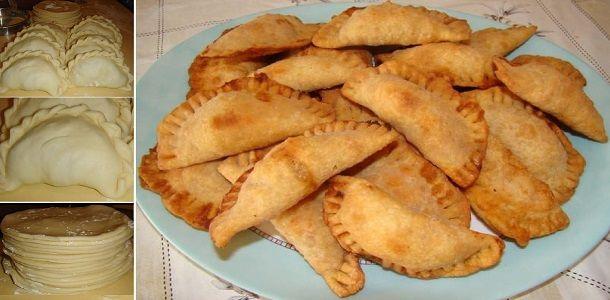 Receta para 4 docenas de empanadas