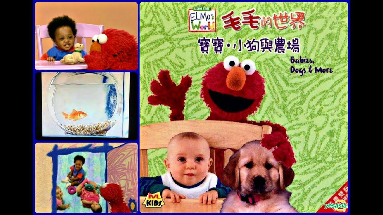 Channel Elmos World Babies