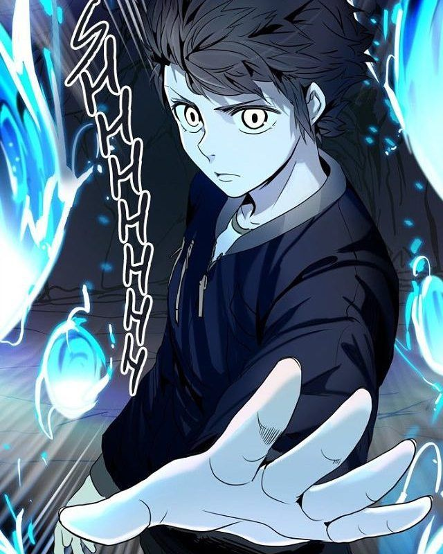 Pin by Indigo Star on Tower of God Favorite character