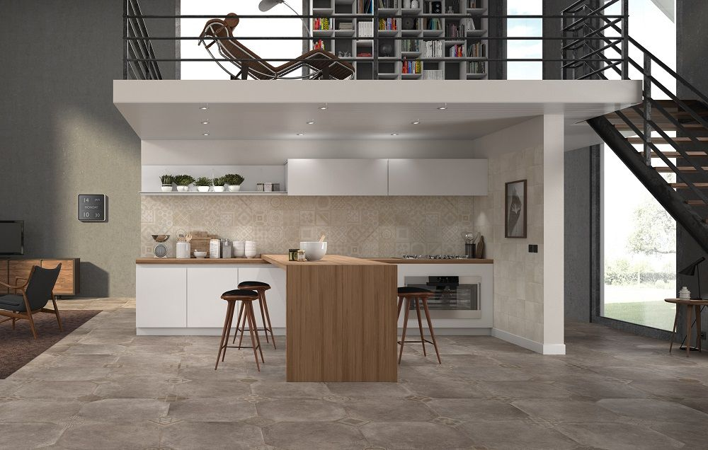 Downtown ceramiche tiles piastrelle interior design