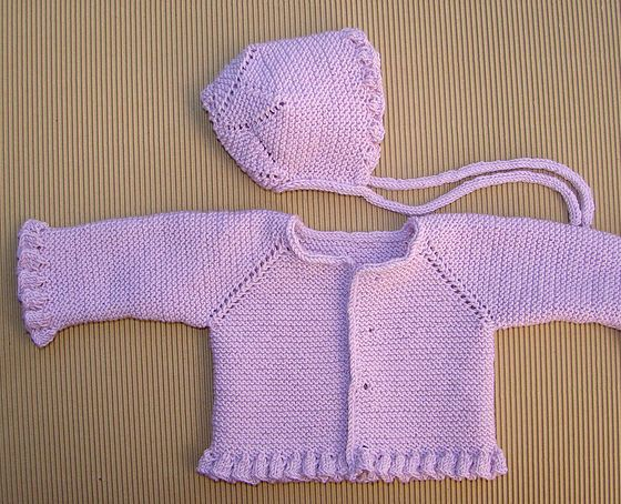 Tutoriales Depunto Dos Agujas Knit Bebé Recien Nacido Newborn Ropa De Bebé De Punto Ropa Para Niñas Vogue Knitting
