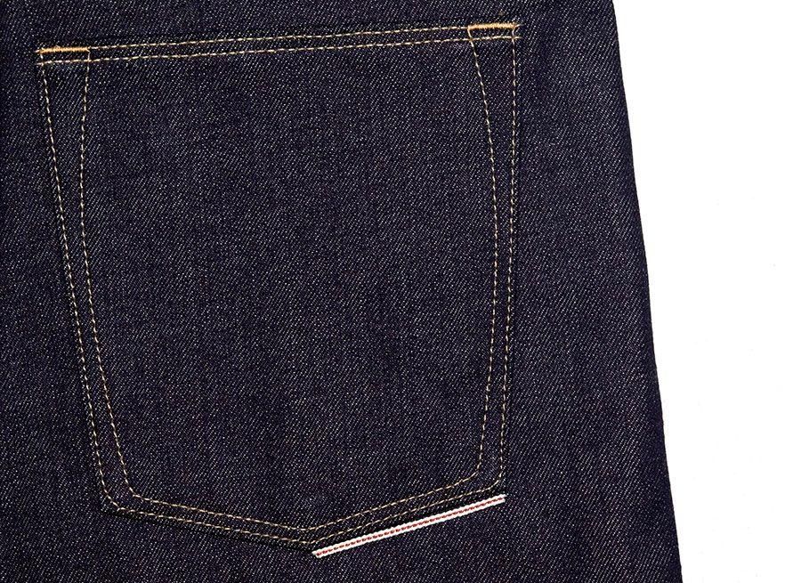 Denim backpock Design