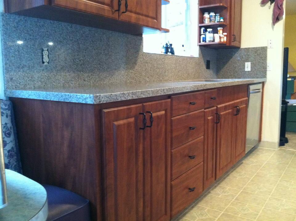 After refacing   Reface, Home