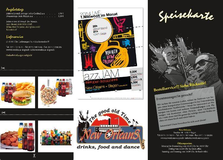 Eventmanager in für New Orleans Siegen 01719871606 Eventmanager - gebrauchte küchen siegen