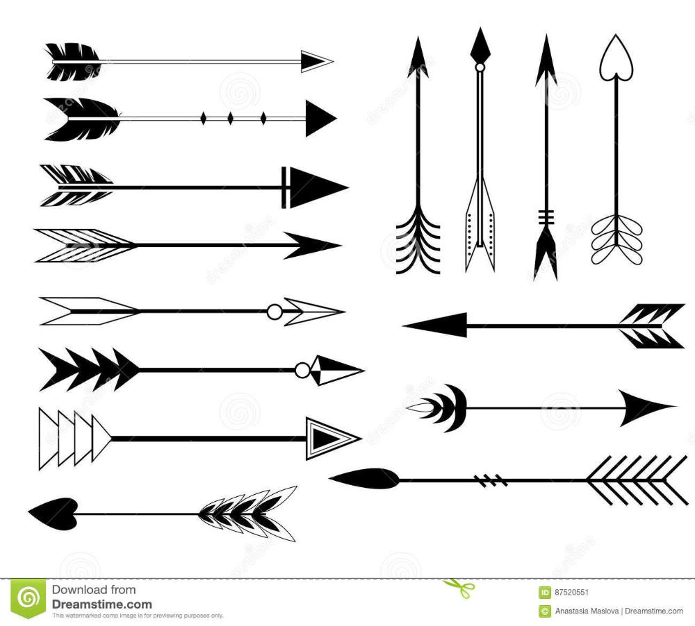 Vintage Clipart Flechas Busqueda De Google Arrow Tattoo Design Clip Art Perserverance Tattoo