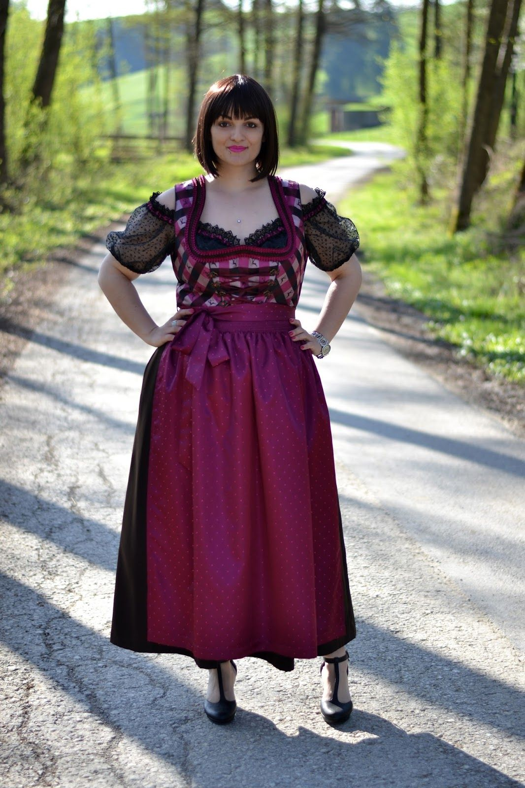 German Plus Size Fashion Curvy Claudia: Mei naigs Dirndl! | costumes ...