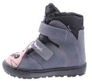 Trzewik Zimowy 7181 08 Membrana Te Por Krolik Baby Shoes Shoes Fashion