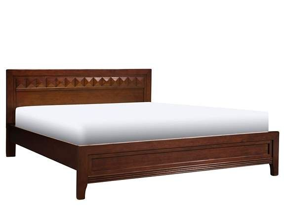Shadow Low-Profile Queen Bed   Queen Beds   Raymour and Flanigan ...