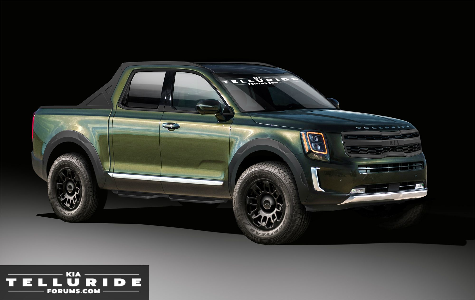7 Things A Kia Pickup Truck Needs To Succeed In America Pickup