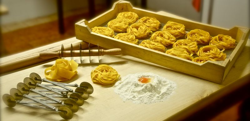 Ristorante Diana, great authentic Bolognese cuisine in Bologna, Italy, fresh pasta!