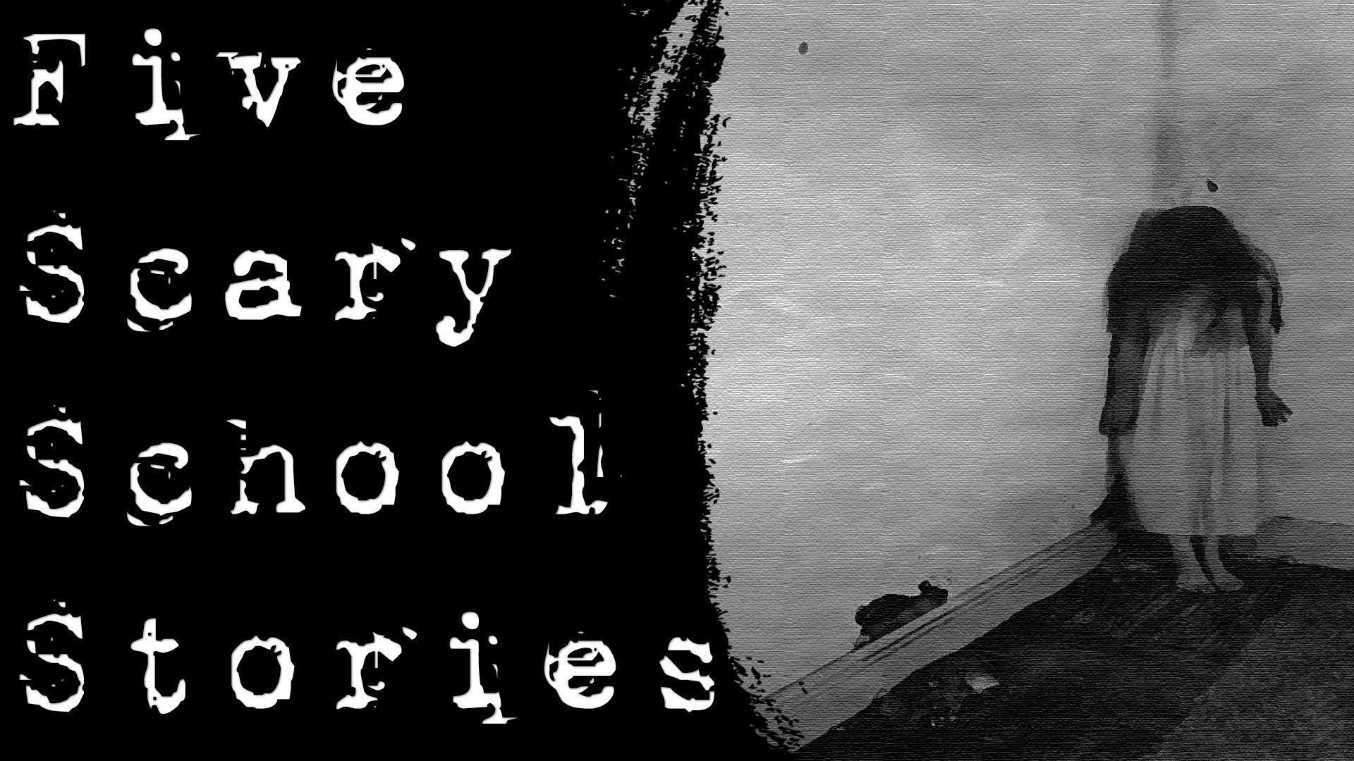 5 TRUE SCARY SCHOOL HORROR STORIES (Be Busta) | My Loves | Horror