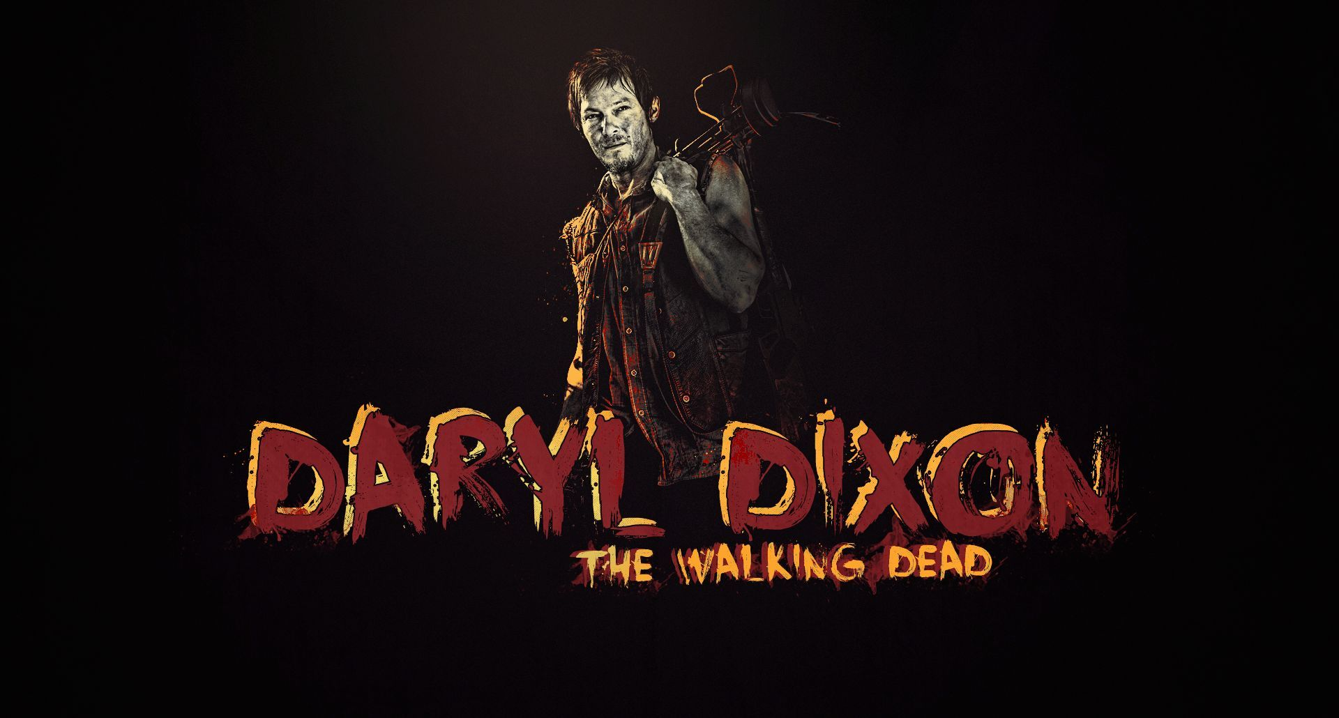 explore walking dead wallpaper daryl dixon and more