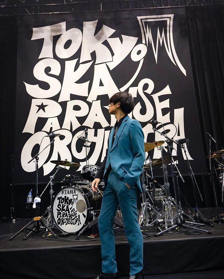 alexandros official insta この後20時 スカパラ オンラインライブ 川上洋平 が出演する 東京スカパラダイスオーケストラ のオンラインライブ paradiskafe はこの後20時から 仮面 洋平 川上 東京スカパラダイスオーケストラ