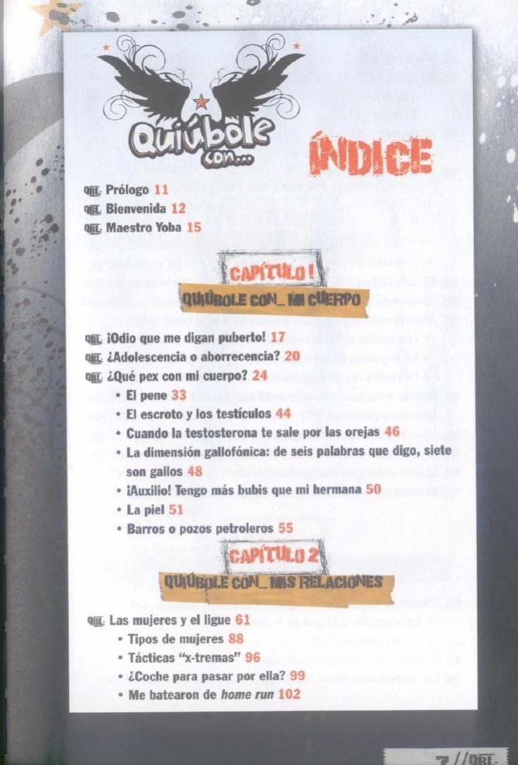 #ClippedOnIssuu from Quiubole con . . . Para chavos
