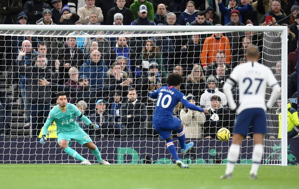 Prediksi Big Match Chelsea Vs Tottenham Hotspurs Jadwal Liga Inggris 2020 Derby London Di 2020 Liga Inggris Derby Inggris