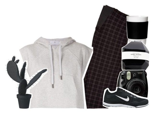 """""""❀ beating"""" by c-astaway ❤ liked on Polyvore featuring ROOM COPENHAGEN, adidas, NIKE and Wandschappen"""