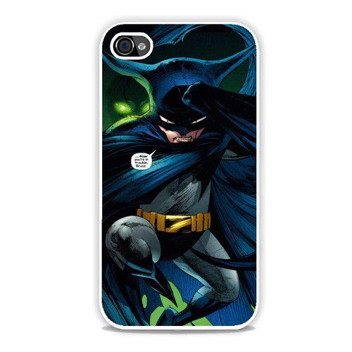 Dark Bat Mite iPhone 4, 4s Case